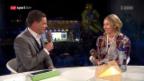 Video «Zu Gast im Studio: Mikaela Shiffrin» abspielen