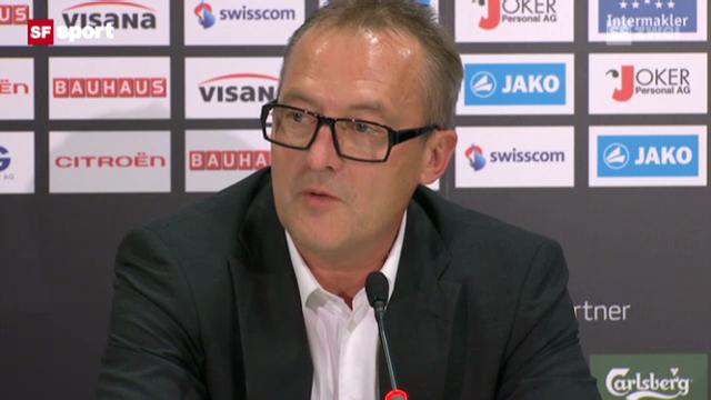 Fredy Bickel wird Ende Novemebr als neuer YB-Sportchef vorgestellt