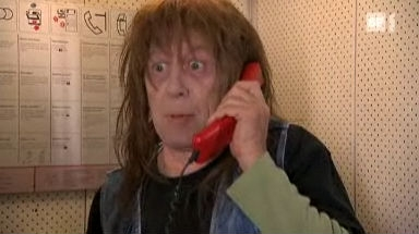 Fredi Hinz am Ärztetelefon