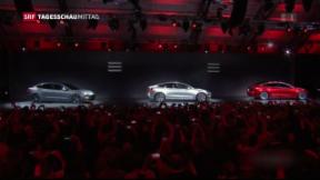 Video «Rote Zahlen bei Tesla» abspielen
