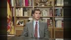 Video «König Felipe: Der Mustersohn» abspielen