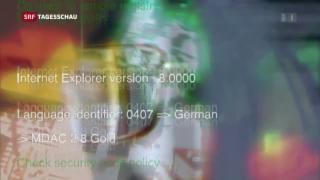 Video «Wirtschafts-Spionage bei der Ruag alarmiert IT-Experten» abspielen