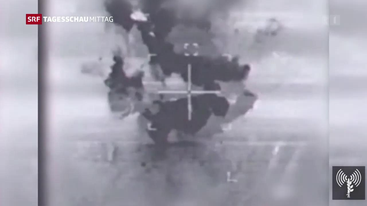 Vor elf Jahren: Israel zerstört syrisches AKW