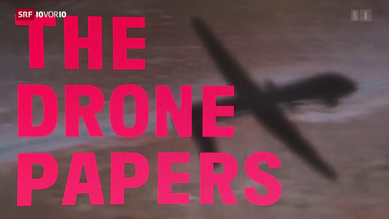 Neue Details zum Drohnenkrieg der USA