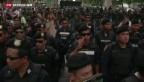 Video «Putsch in Thailand: Militär greift durch» abspielen