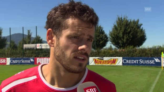 Video «Interview mit Tranquillo Barnetta» abspielen