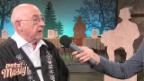 Video ««Potzmusig» hinter den Kulissen: Leo Kälin» abspielen
