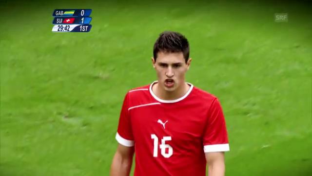 Fussball: Highlights Fabian Schär