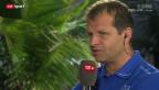 Video «WM: Gespräch mit Nati-Leistungsdiagnostiker Markus Tschopp, Teil 1» abspielen