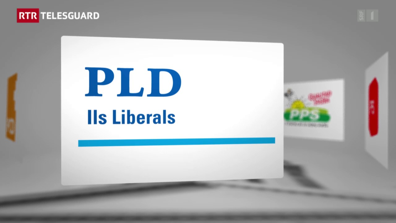 Elecziuns 2015 – La Partida liberaldemocratica