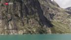 Video «Mit Geologen und Drohnen gegen Felsstürze» abspielen