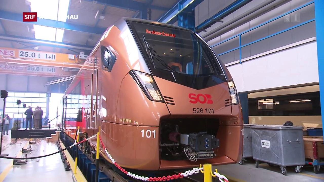Fernverkehr: weitere Konkurrenz für die SBB