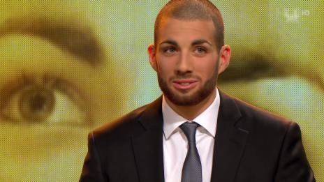 Video «Sports Awards: Kariem Hussein wird «Newcomer des Jahres»» abspielen