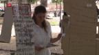 Video «Viel Kritik für Bosia Mirra» abspielen