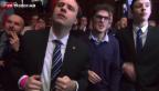 Video «EU-kritische AfD schafft Sprung ins Hamburger Parlament» abspielen