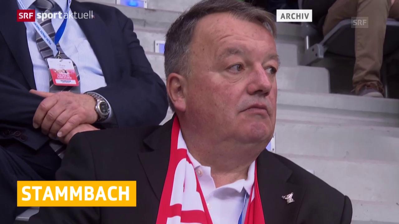 Tennis: Stammbach wird nicht ITF-Präsident