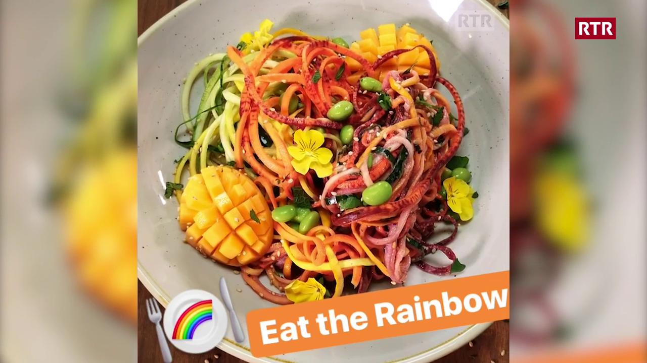 Salata da Zoodle