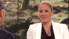 Video «Triathlon: Studiogast Daniela Ryf, Teil 2» abspielen