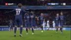 Video «CL: Paris SG - Porto» abspielen