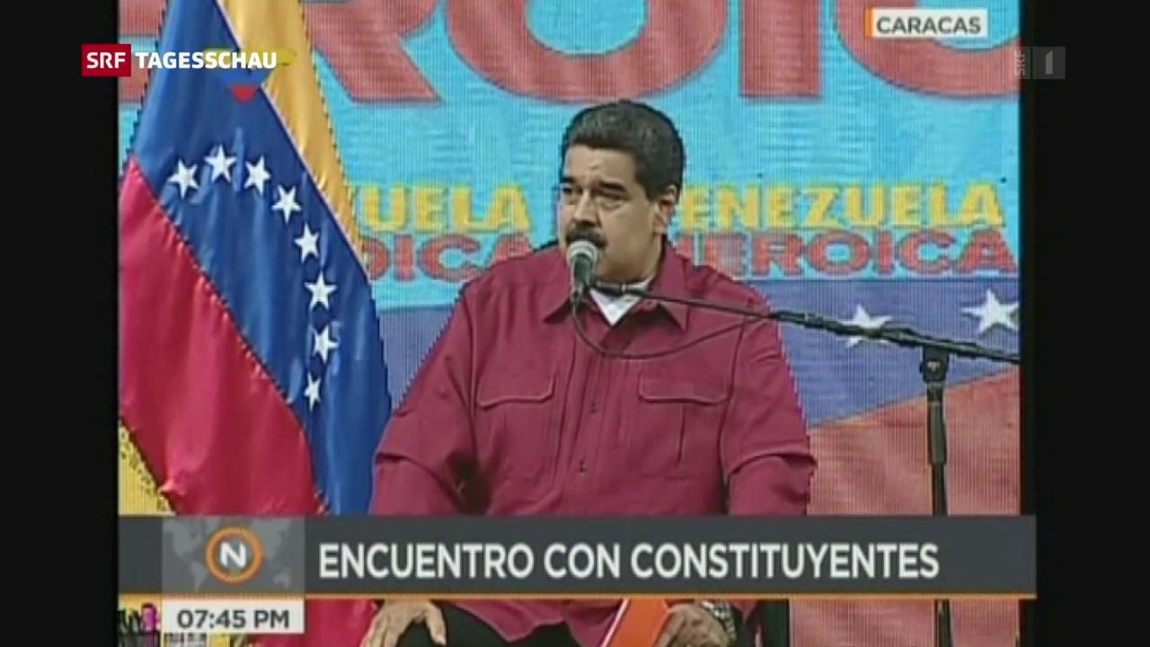 Betrugsvorwürfe in Venezuela