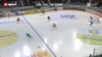 Video «NLA: Zug - SCL Tigers» abspielen