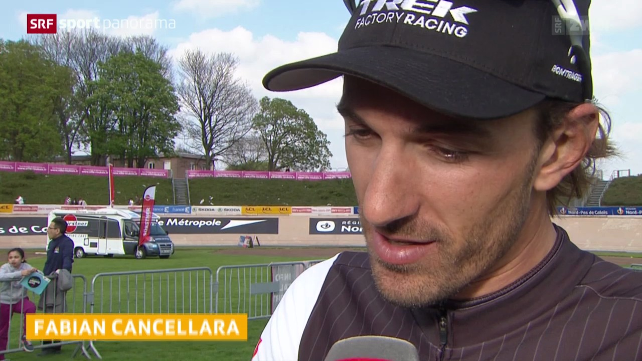 Rad: Interview mit Fabian Cancellara