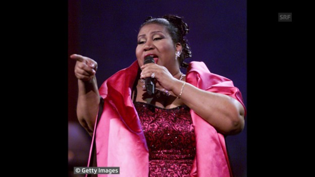 Video «Respect – Aretha Franklin wird 75» abspielen