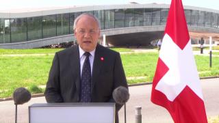 Video «1. August 2016 – Ansprache des Bundespräsidenten » abspielen