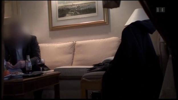 Video «Spionage-Affäre: Daniel M. in der Mauss-Falle» abspielen