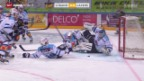 Video «Eishockey: NLA, Lugano-Lakers» abspielen