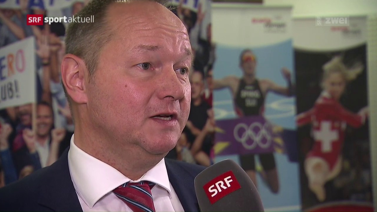Neuer Präsident für Swiss Olympic