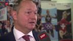 Video «Neuer Präsident für Swiss Olympic» abspielen