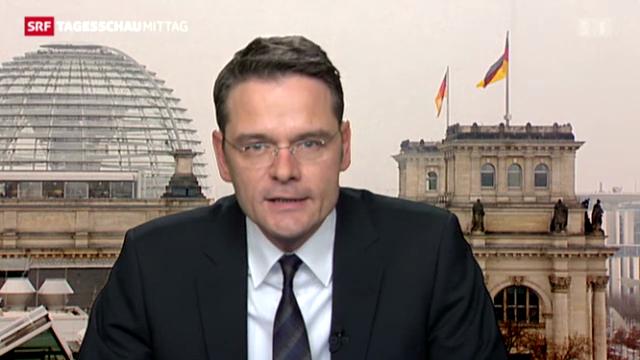 Einschätzungen von den SRF-Korrespondenten in Berlin und Paris