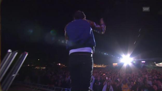 Video «Lo & Leduc feat. Nemo - «Blaui Peperoni»» abspielen