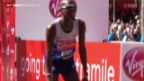 Video «Leichtathletik: London Marathon» abspielen