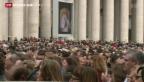 Video «Weltweite Reaktion auf Gewalt in Kiew» abspielen