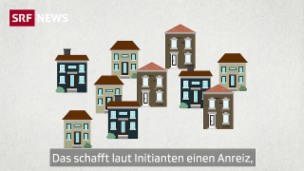 Video «Zersiedelungs-Iinitiative: Darum geht es» abspielen