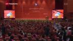 Video «Versöhnungstreffen in Burma» abspielen