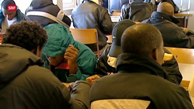 Video «Asylgesuche aus Marokko nehmen stark zu» abspielen