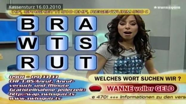 Video «Betrug beim TV-Quiz: Verantwortliche in Haft» abspielen