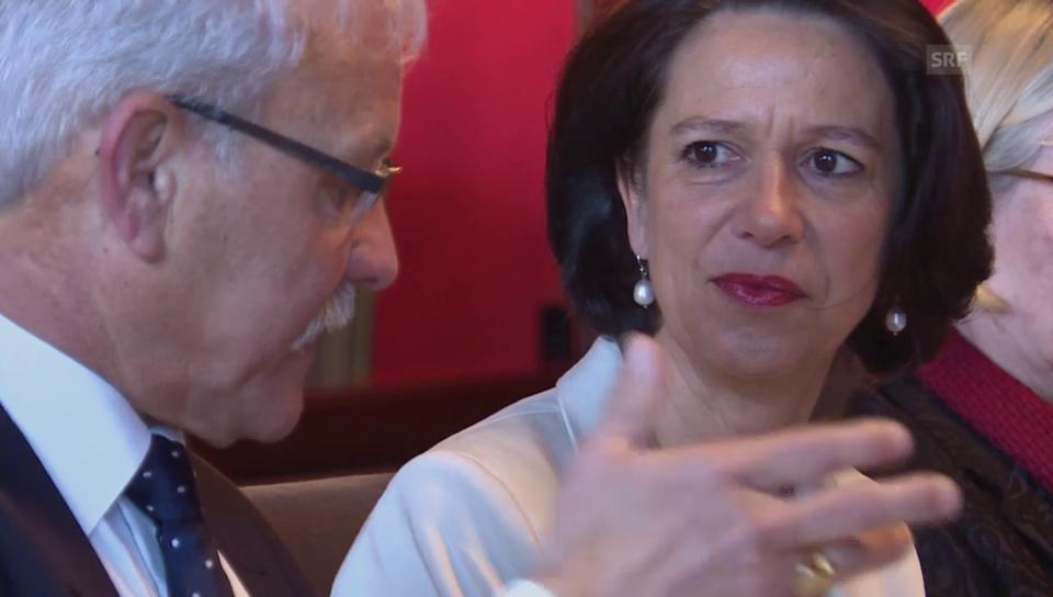 Botschafterin Christine Schraner Burgener