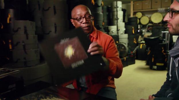 Video «Billy Cobham Teil I: Spectrum» abspielen