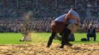 Video «ESAF: 1. Gang Schuler vs. Anderegg» abspielen