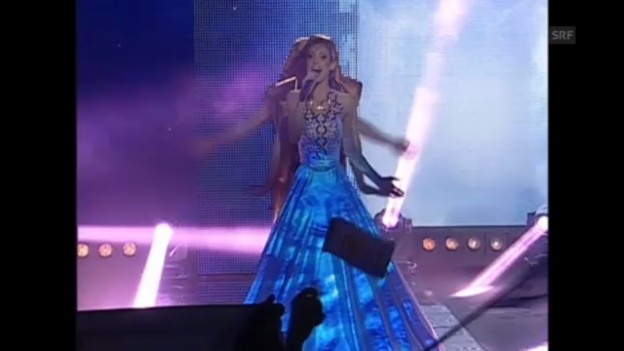 Video «Moldau: Aliona Moon, «O Mie»» abspielen