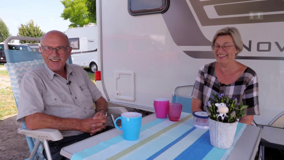 Ehemann Rolf Schneider: «Ich musste sie schütteln und fragen, ob sie überhaupt noch lebt.»