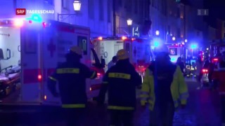 Video «Islamistischer Terrorakt» abspielen