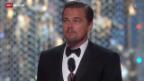 Video «Schweizer Produzent rettet DiCaprio» abspielen