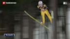 Video «Skispringen: Kein Heimvorteil» abspielen