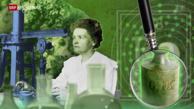 Video «Science Gossip: Marie Curie (6/13)» abspielen