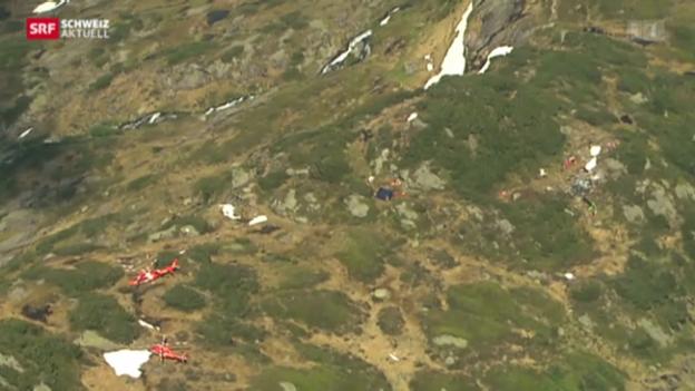 Video «Schweiz aktuell vom 01.07.2013» abspielen